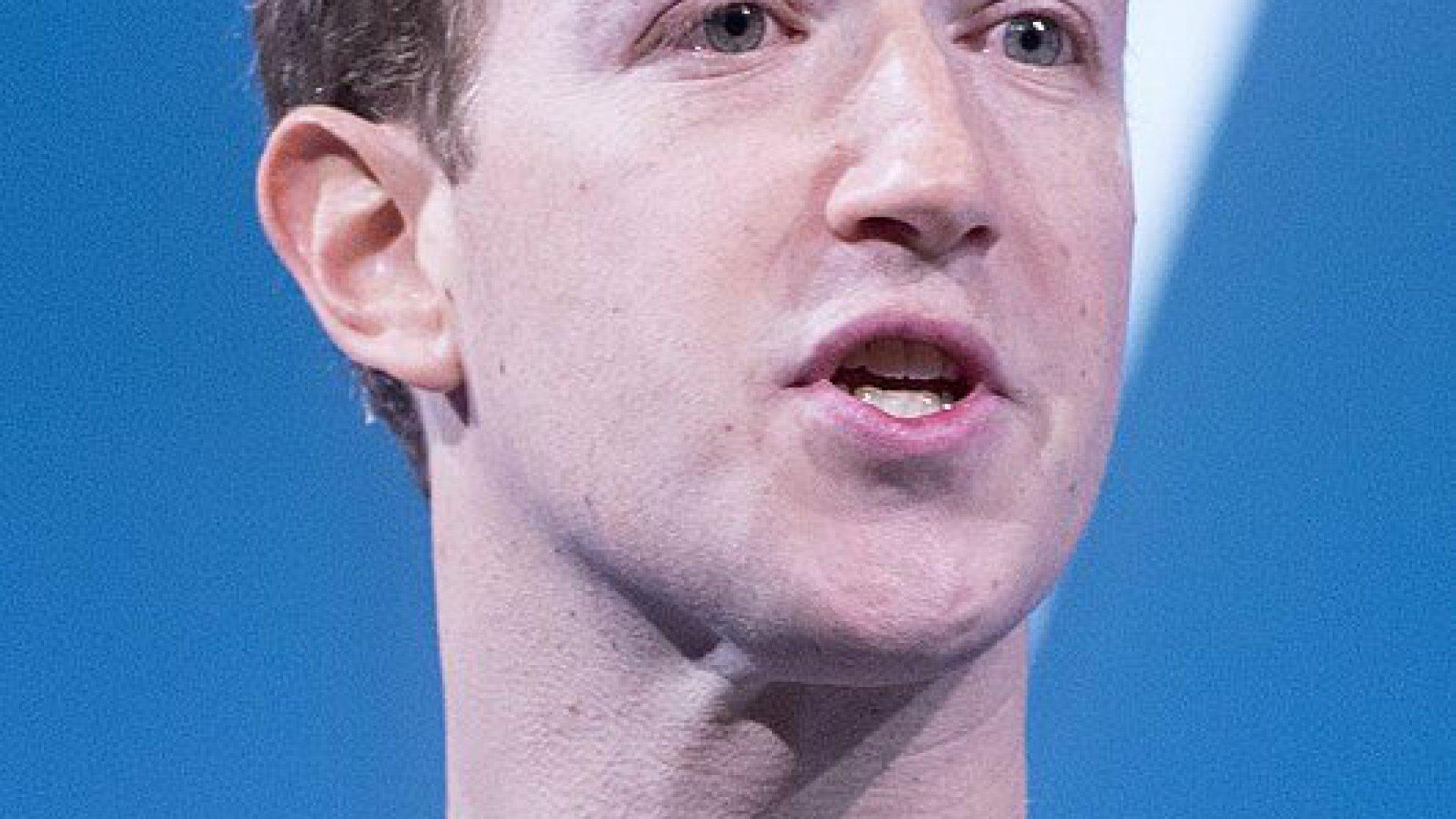 Anthony Quintano from Honolulu, HI, United States - Mark Zuckerberg F8 2018 Keynote